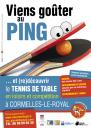 Flyers Tennis de Table Cormelles